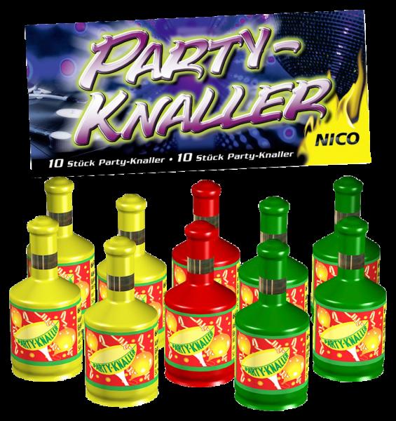 Party-Knaller, 10er