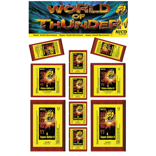 World of Thunder