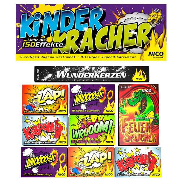 Kinder Kracher